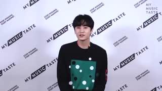ویدیوی منتشر شده از صحبتای یونگ سنگ راجب همکاریش با کمپانی my music taste