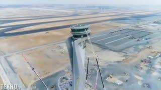 فرودگاه استانبول، بزرگترین فرودگاه جهان