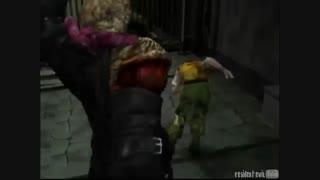 کات سین کشته شدن برد ویکر در Resident Evil 3