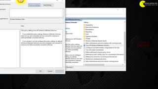 چگونه آنتی ویروس ویندوز 10  Disable windows 10 Defender را برای همیشه خاموش کنیم ؟