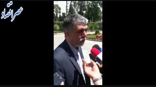 عباس صالحی، وزیر فرهنگ و ارشاد اسلامی: متخلفانی که ارز برای واردات کاغذ گرفتند اما کاغذ وارد نکردند را شناسایی می کنیم