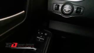 آینه تاشو برقی لیفان 820 با کلید فابریک  - اسمارت آپشن