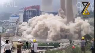 تخریب سازه های خاص بخش اول|نکات اجرایی سازه با مجموعه 2800