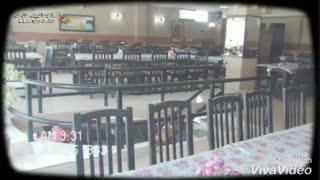 رستوران ملی در بندر انزلی