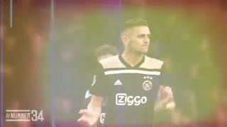 آژاکس فاتح دو جام داخلی لیگ و جام حذفی هلند
