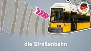 آموزش وسایل نقلیه به زبان آلمانی - migrategermany.com