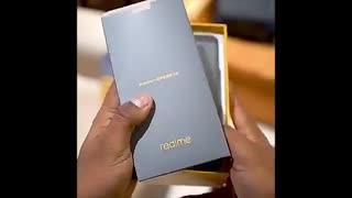 جعبه گشایی گوشی موبایل Realme X