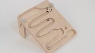 غلتاندن توپ فلزی به بهینهترین شکل ممکن