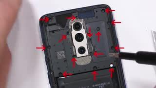 نشان دادن موتور دوربین وان پلاس 7 پرو