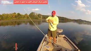 25 ترفند صید ماهی بزرگ با قلاب
