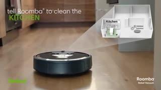 جاروی رباتیک که خود را نظافت می کند!