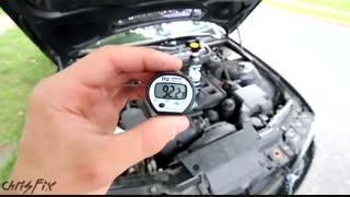 شارژ گاز کولر ماشین (سریع و آسون)