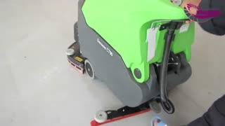 کف شوی صنعتی CT70BT70 green