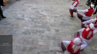 ایران - تئاتر - محسن اردشیرنمایش ورف چال_ رقص_Iran _theater- mohsen ardeshir_the varf chal show