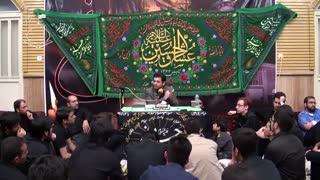 سخنرانی استاد رائفی پور - همسران پیامبر (ص) - (جلسه 5) - 1391.2.6 - تهران - حسینیه عشاق الحسین (ع)