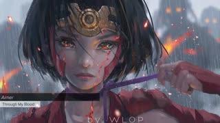 Anime Music Koutetsujou No Kabaneri - Through My Blood ♪ آهنگ خارجی  آهنگ انیمه کابانری در دژ آهنی