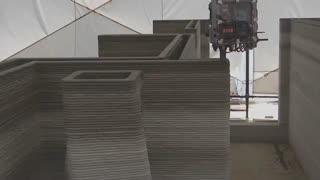 پرینتر سه بعدی و ساخت اولین هتل چاپ سه بعدی شده در جهان