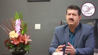 کبودی دور چشم / دکتر سید جلال منتظری