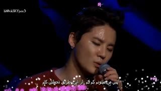 _FarsiSub_Love is Like SnowFlakes _ Xia Junsu