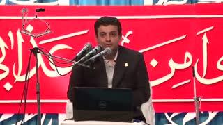 سخنرانی صوتی رائفی پور - پیامبر در عهدین (جلسه1) - 1391.7.6 - مشهد - مهدیه مشهد
