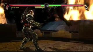 تاریخچه بازی مورتال کمبت Mortal Kombat بخش تاریخچه غول ها سری بازی مورتال کمبت