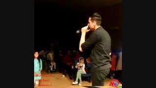 پخشی از اجرای زیبای رهاب برنامه بوشهر گروه هنری نگین جنوب (گروه میفا)