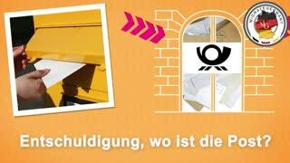 آموزش مراکز و مکان های عمومی در شهر به زبان آلمانی - migrategermany