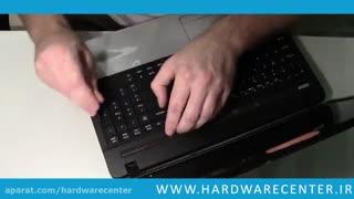 آموزش باز کردن لپ تاپ acer e1-571g