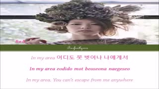 BoA(보아) - Hurricane Venus Colour Coded Lyrics (Han/Rom/Eng) by Taefiedlyrics #TBT