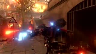 تریلر گیم پلی بازی Wolfenstein: Youngblood - سایت سه گوش
