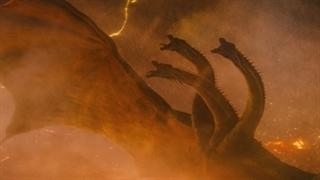 جدیدترین فیلم اکشن Godzilla: King of the Monsters