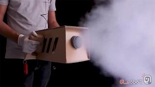 چگونه یک دستگاه تولید بخار بسازیم؟