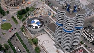 مراحل ساخت سری هفتِ BMW 2017