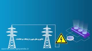 موشن گرافیک ( اینترنت اشیا - مدیریت انرژی ) وزارت ارتباطات و فن اوری اطلاعات