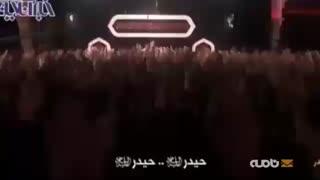 مداحی حیدر حیدر حاج محمود کریمی