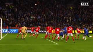 گلهای برتر فینال لیگ اروپا در سالهای گذشته