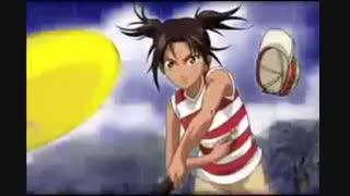 دخترهایی که در انیمهشاهزادگان تنیس( قهرمانانه تنیس)حضور داشتند