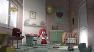 انیمیشن کوتاه  -اهنگ زندگی مجردی