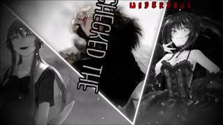 Nightcore ↬ Widow Heathens [Switching Vocals - MASHUP]