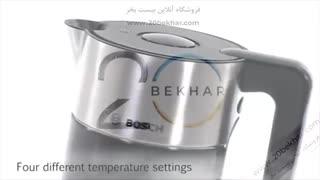 کتری برقی بوش مدل Bosch Electric Kettle TWK8613P