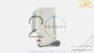کتری برقی بوش مدل Bosch Electric Kettle TWK3A011