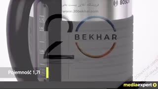 کتری برقی بوش مدلBosch Electric Kettle TWK7S05