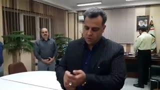 اسلحه ای که نجفی شهردار اسبق با آن به همسر دومش شلیک کرد.