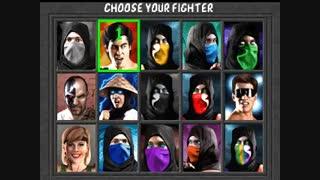 10 دقیقه گیم پلی بازی مورتال کمبت Mortal Kombat 1 Remake بازسازی شده برای کامپیوتر_با کیفیت 4KHD و جذابیت بیشتر