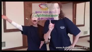 اختلال طیف اوتیسم (ASD)/سندروم اسپرگر|گفتار توان گستر البرز