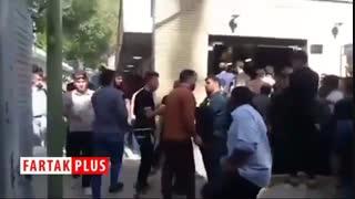 جنجال در بلیت فروشی سپاهان- پرسپولیس