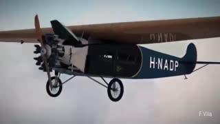 سیر تکامل هواپیماهای فوکر