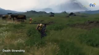 تریلر زمان انتشار بازی Death Stranding