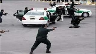 درگیری مسلحانه در مشکیندشت کرج از زبان سردار محمدیان