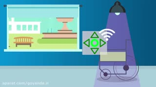 موشن گرافیک ( اینترنت اشیا - سلامت و پزشکی) وزارت ارتباطات و فن اوری اطلاعات